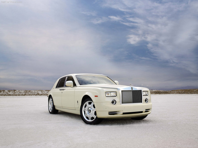 Rolls-Royce Phantom (2009)