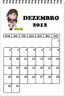 calendario para colocar na sala de aula