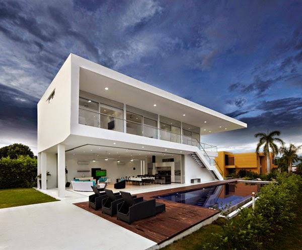 Contoh Konsep Rumah Minimalis