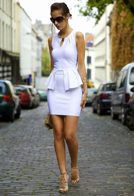 Maravillosos vestidos de cóctel