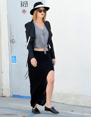 Poza zilei: Jennifer Lawrence fashion fail