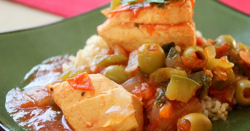 The Kipe Kitchen: Crock Pot Chicken a la Criolla