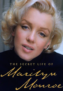 "Cover of ""The Secret Life of Marilyn Monroe"", a biography by Taraborrelli"