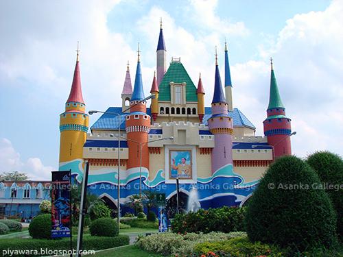 piyawara: Siam Park City, Bangkok.