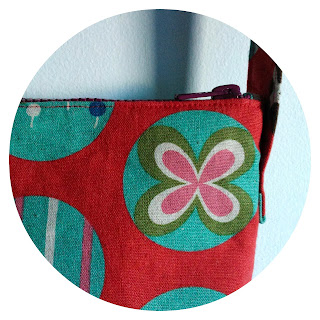 Dot Spot Astrid Bag sewn by Ivy Arch