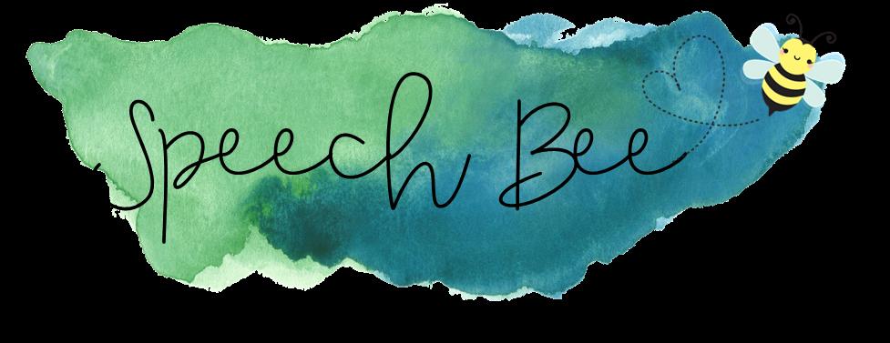 Speech Bee Blog