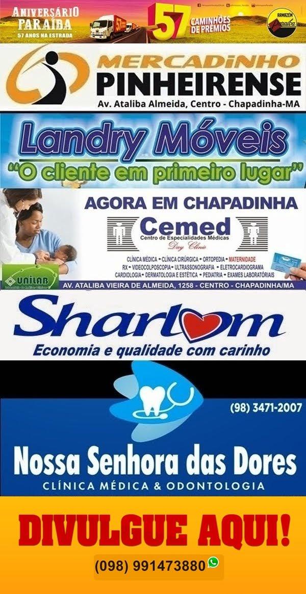 Informações:e-mail:blogdofoguinho@hotmail.com