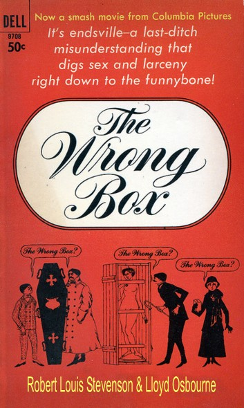 the wrong box movie review