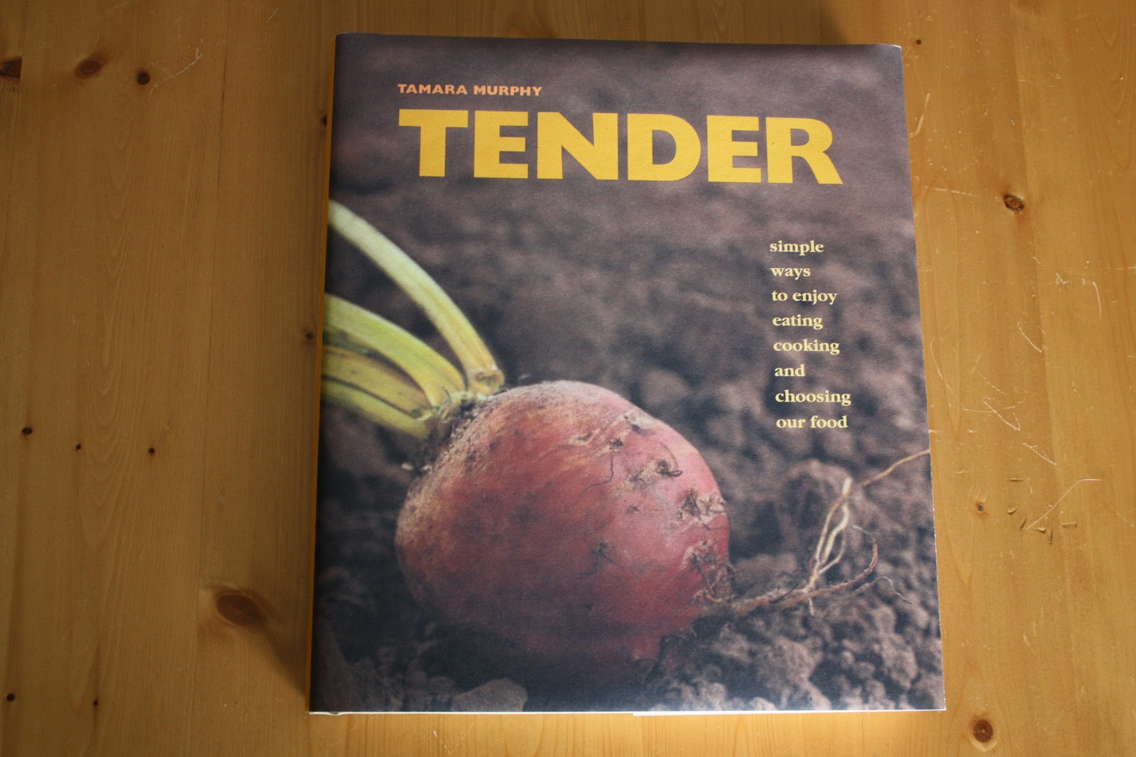 Thumbnail image for Tender: A Cookbook Review