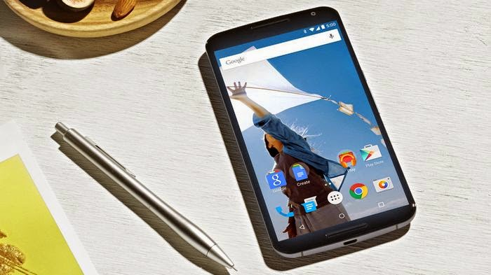 new nexus 6 phone comiing out
