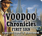 Voodoo Chronicles: The First Sign Collector's Edition main pic