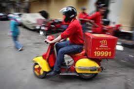 Harga Menu Delivery Order McD Terbaru 2014