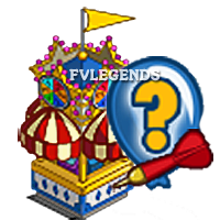 FarmVille 4th March, 2013 Limited Edition Mystery Game n Raffle Booth Icon - FvLegends