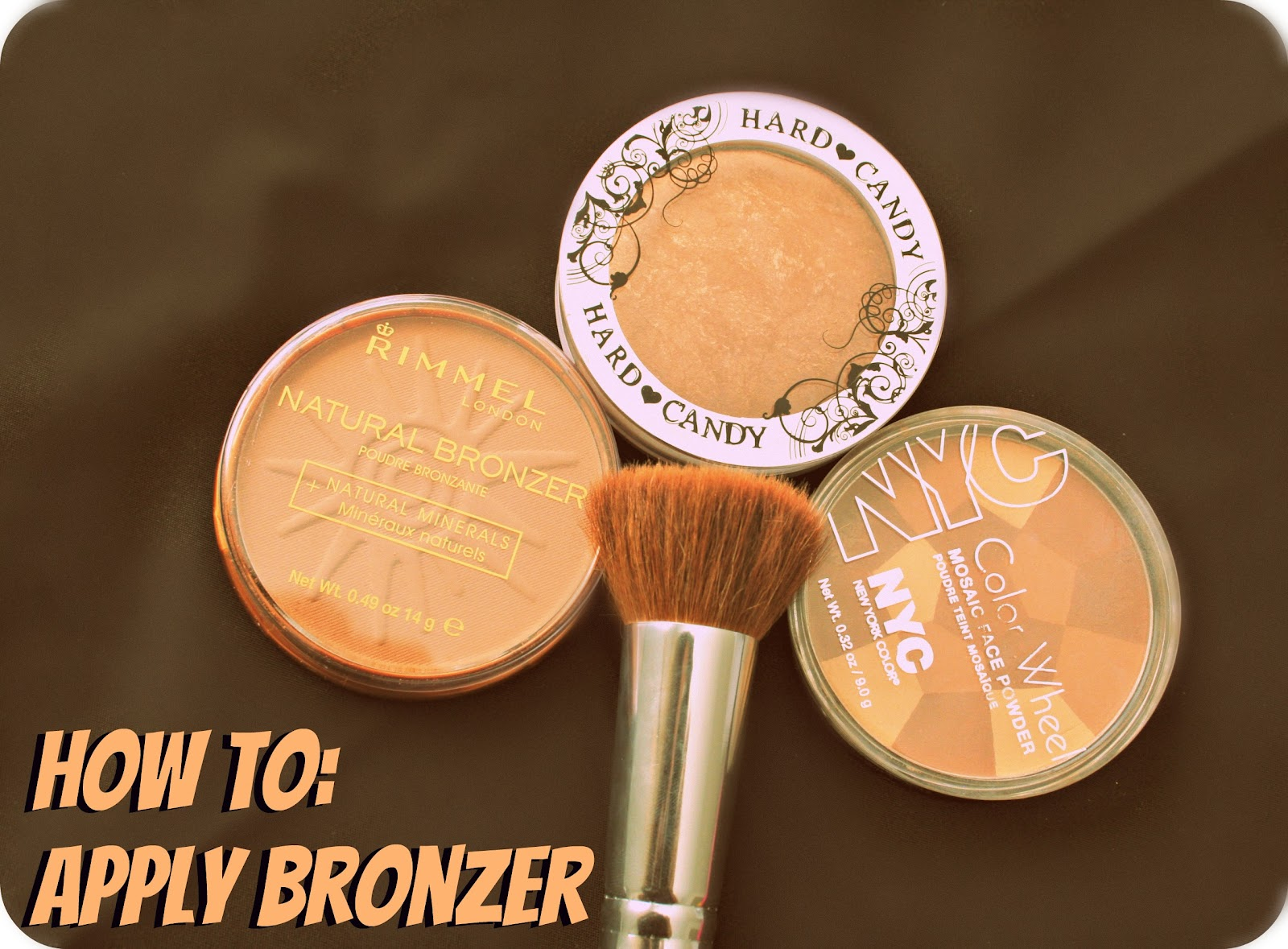 Elle Sees Beauty Blogger In Atlanta: How To: Apply Bronzer