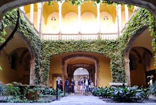 barcellona barrio gotico lloctinent