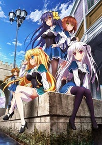 Absolute Duo - Episódios 1 ao 3