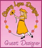 Cheery Lynn Guest Designer 2015
