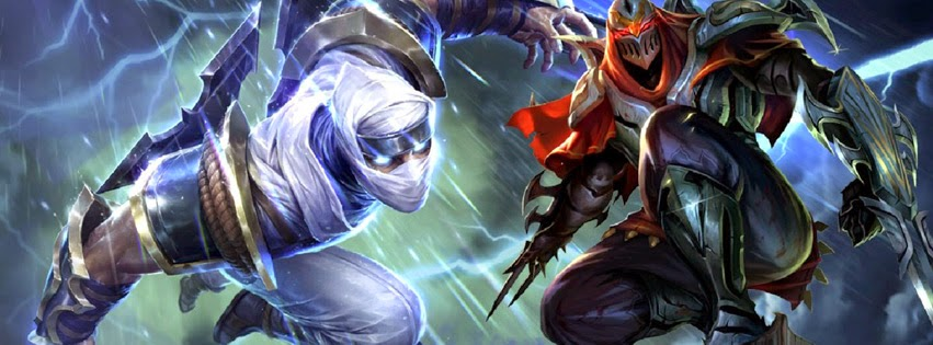 Zed League Of Legends Face League Of Legends Wall...