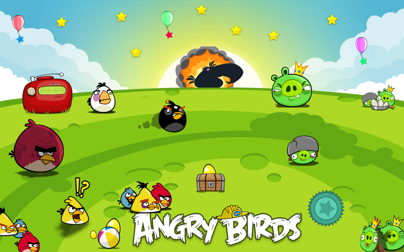 : angry birds wallpapers, angry birds game free download, angry birds