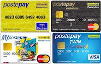 poste italiane propone la carta postepay in diverse versioni