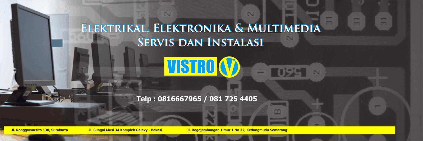 Jasa Instalasi | Service | Electrical | Elektronika | Automasi