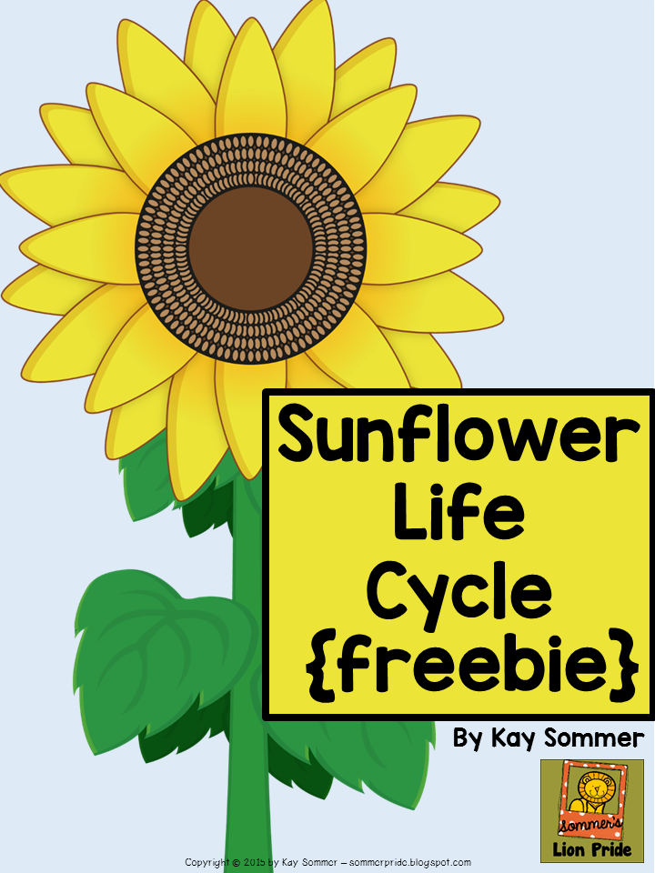 Sommer's Lion Pride: More Sunflowers! {and a FREEBIE!}