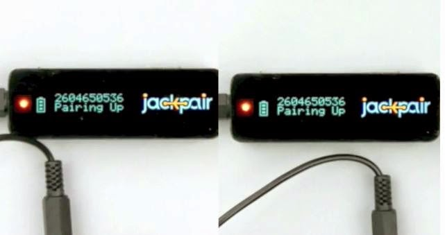 JackPair writetapping dinleme