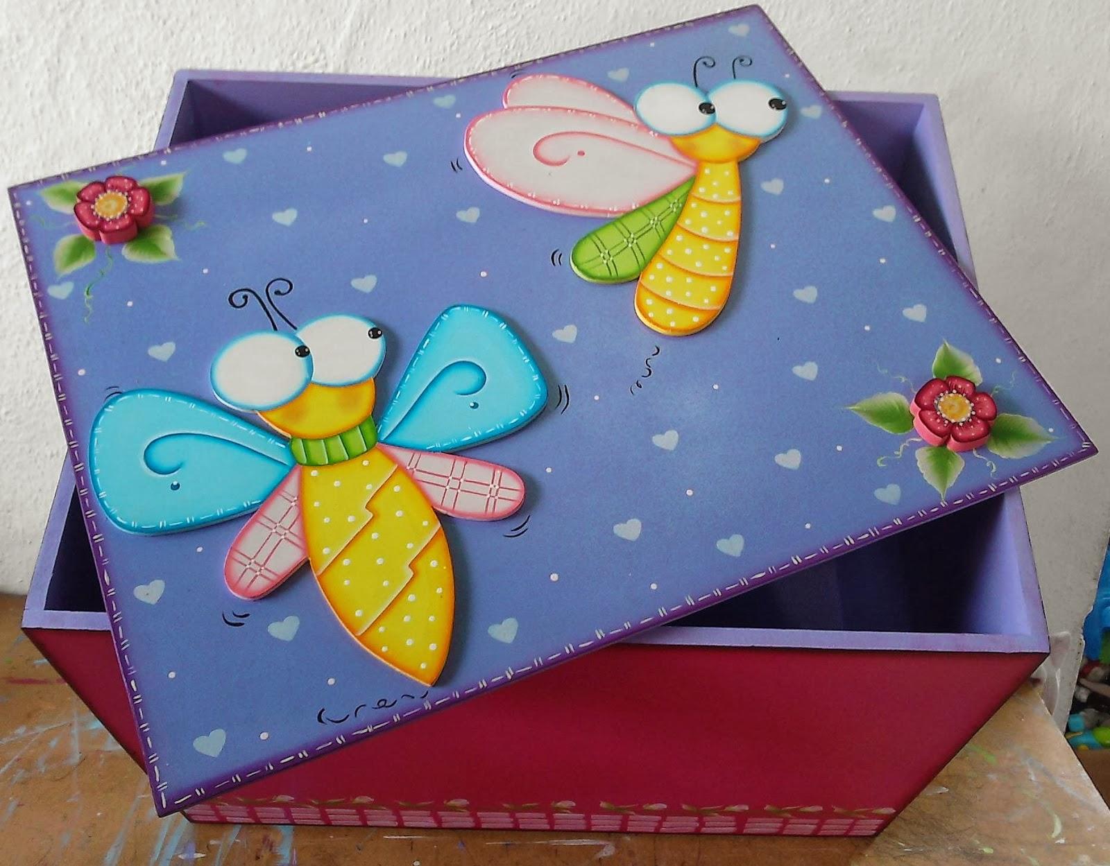 Cajas gigantes para guardar juguetes en mdf mis tablas - Decorar una caja de zapatos para ninos ...
