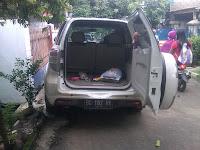 Pengiriman Pengecekan Toyota Rush BG 1192 RK ke Makasar
