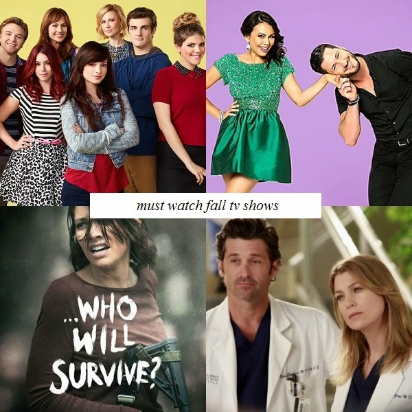 must watch fall tv shows
