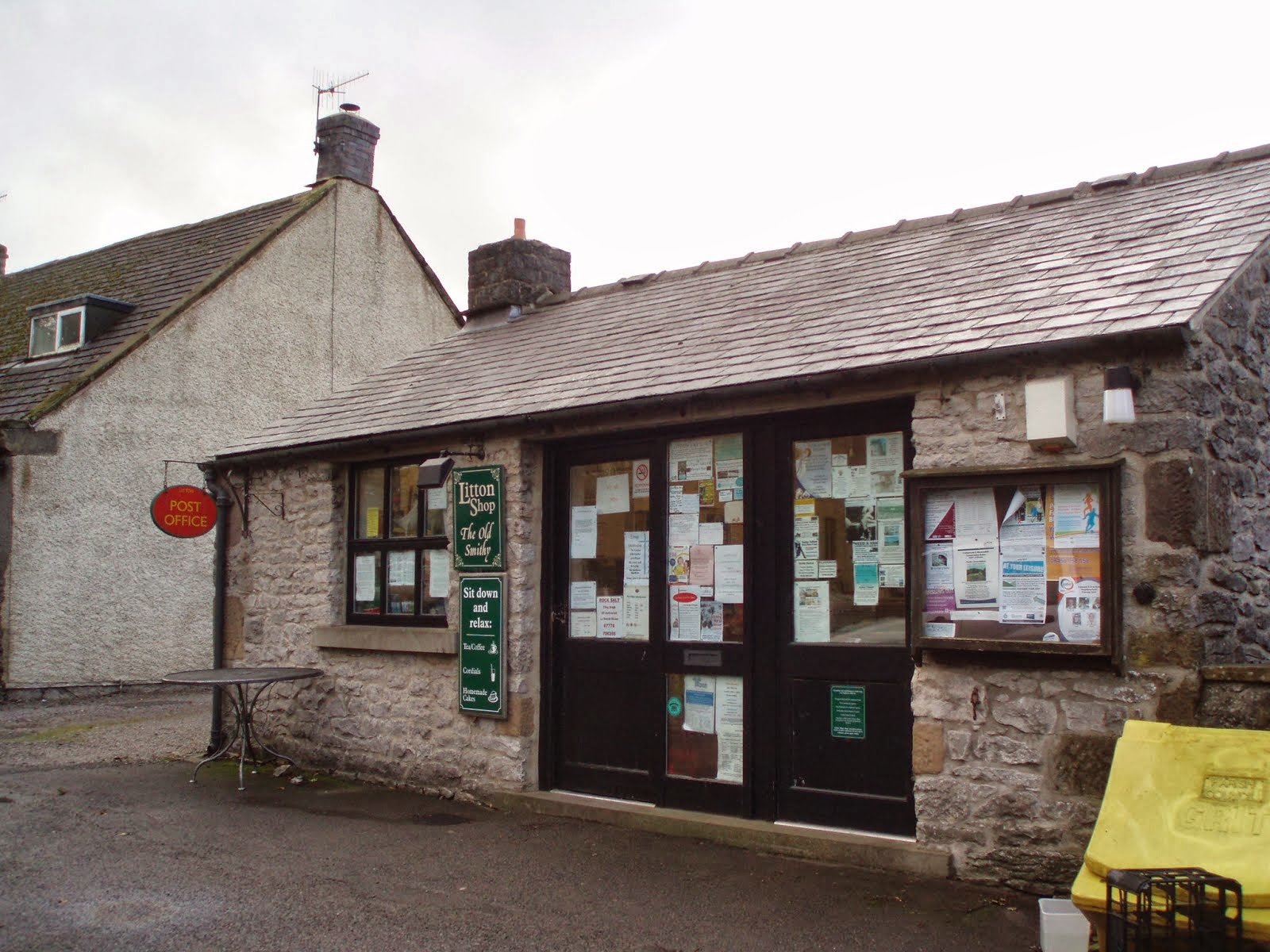 Litton Village Shop