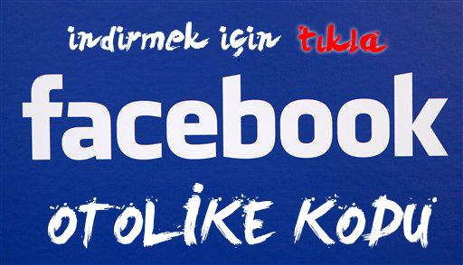 Facebook Otomatik Durum Beğendirme