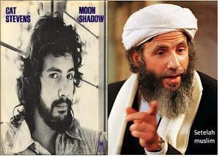 artis hollywood menjadi muslim