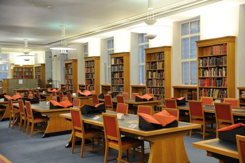 Бібліотека у Кембриджському університеті