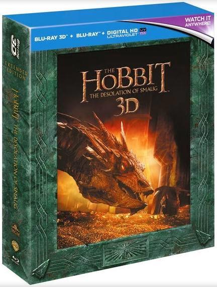 The Hobbit: The Desolation of Smaug 3D | FilmTrailer.nl