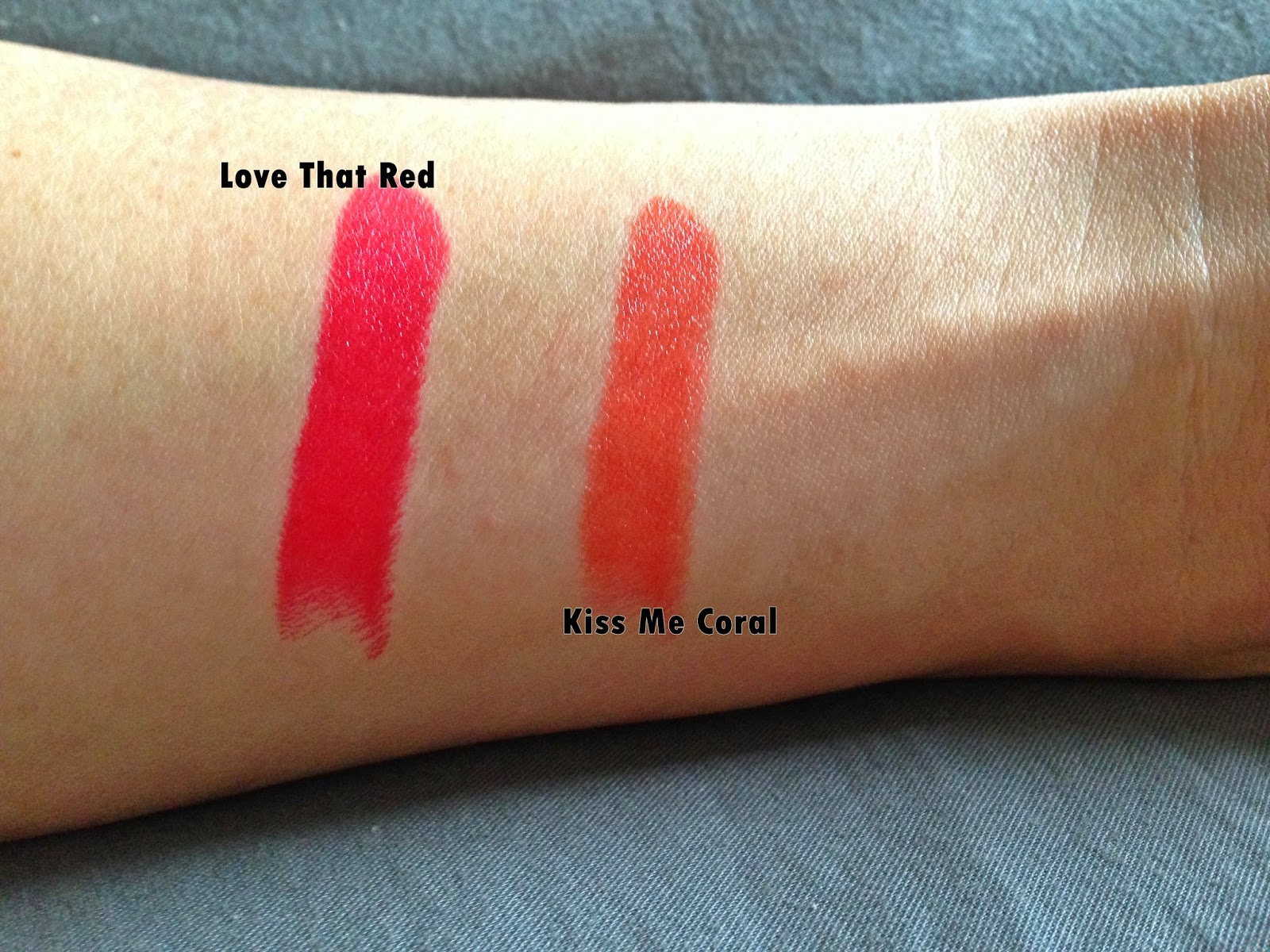 Revlon Love That Red