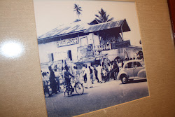 Cathay Cinema Bagan Luar Rd Butterworth in early 1950s