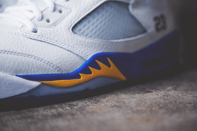 "Nike Air Jordan 5 ""Laney"""