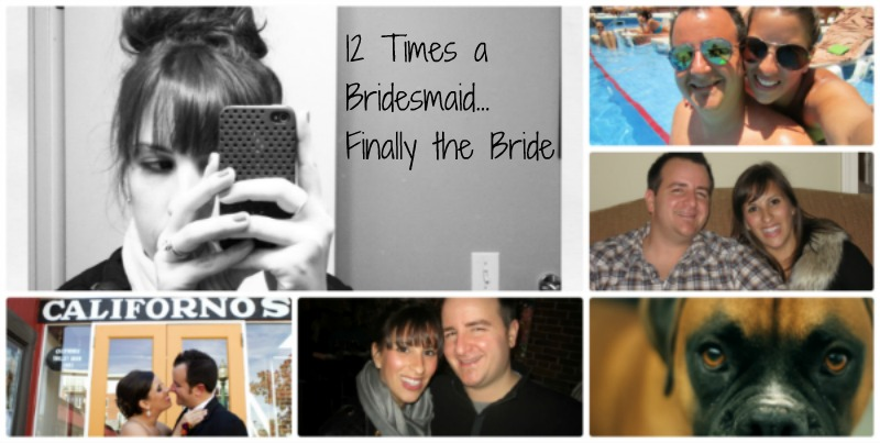 12 Times A Bridesmaid, Finally the Bride. Training To Be A Domestic Diva