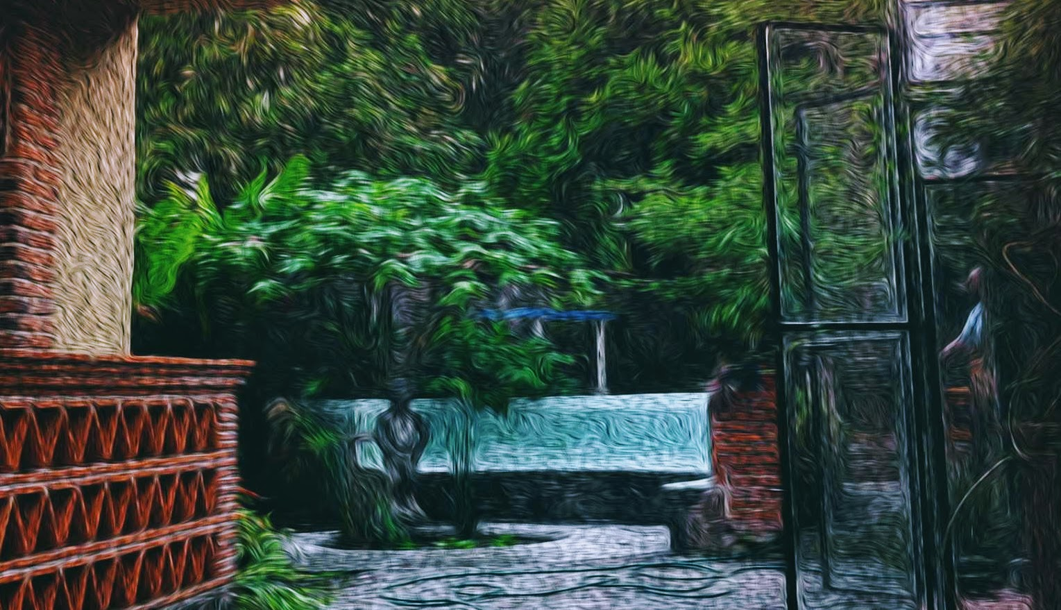 la  casa  del  arrayan