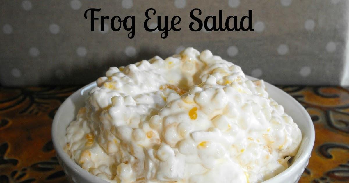 Coffee With Us 3: Frog Eye Salad