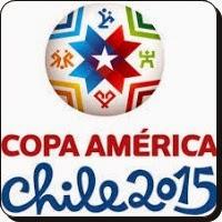 Bola Sepak Nama Gelaran 12 Pasukan Copa America 2015