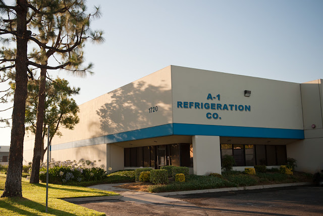 Picture of A-1 Refrigeration Co. building in Ontario, CA, USA.
