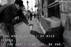 αν δεν μπορείς να βρεις έναν.. γίνε ένας..