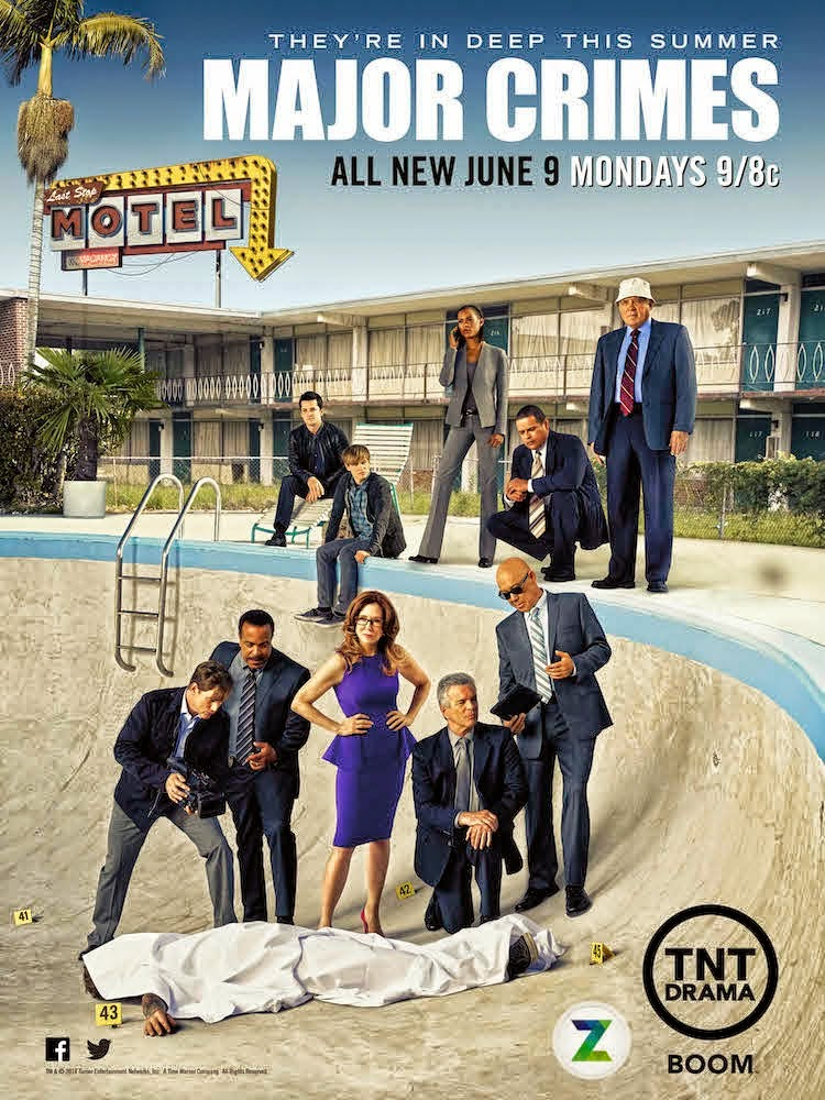 MAJOR CRIMES 3X08 ONLINE