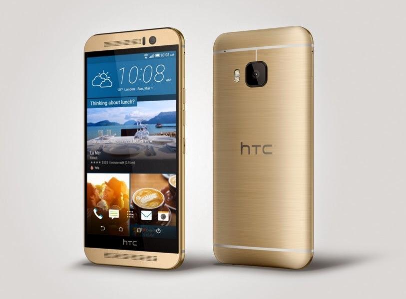HTC One M9 resmi diperkenalkan, dengan prosesor Snapdragon 810 64-bit