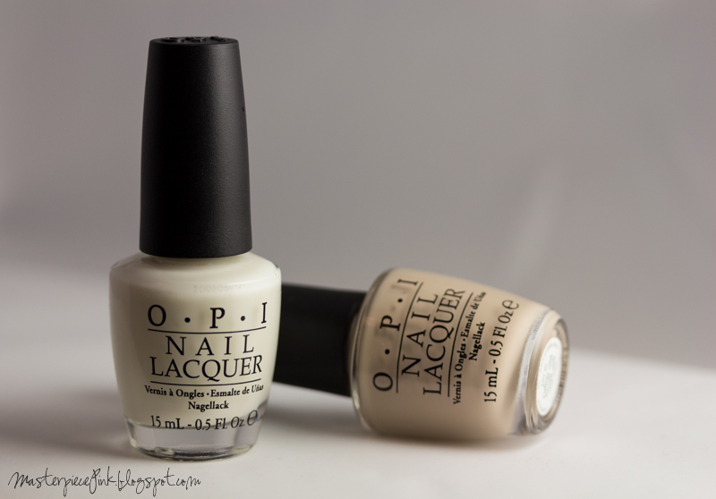 OPI - Don't Touch My Tutu, Did You ´ear About Van Gogh?