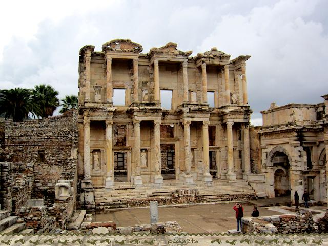 Efeso Biblioteca de Celso