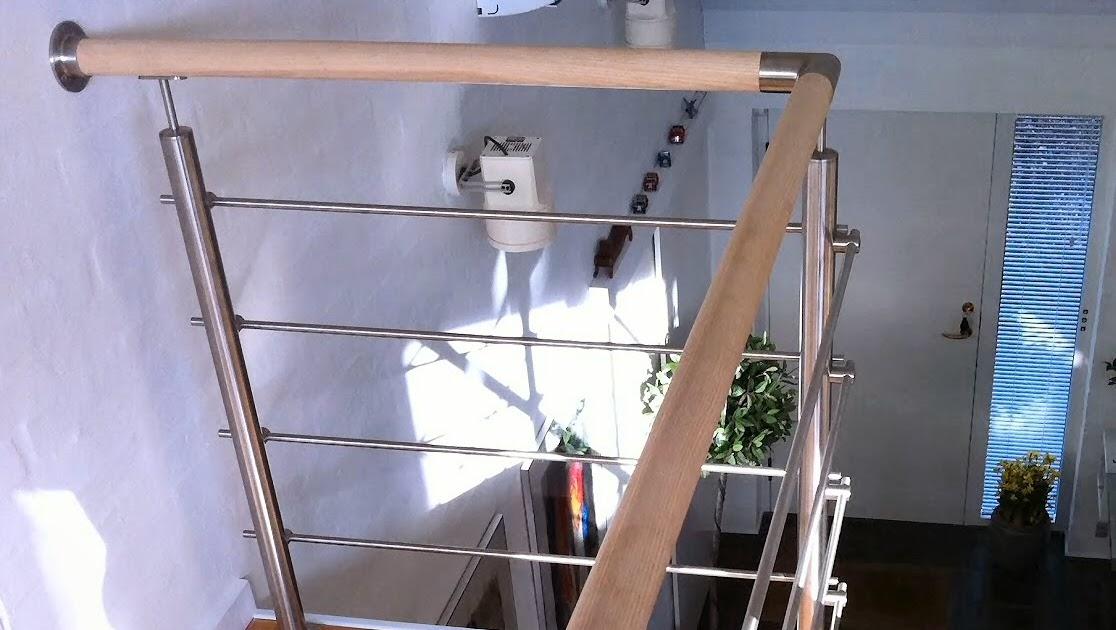 Gelænder,rustfrie gelænder,galv. gelænder,trappe gelænder, glas ...