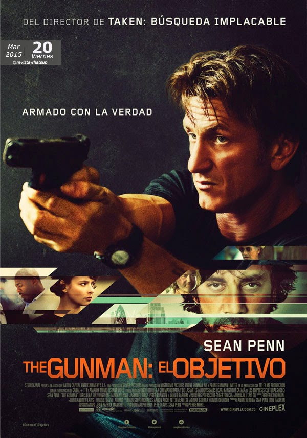 The-Gunman-El-Objetivo
